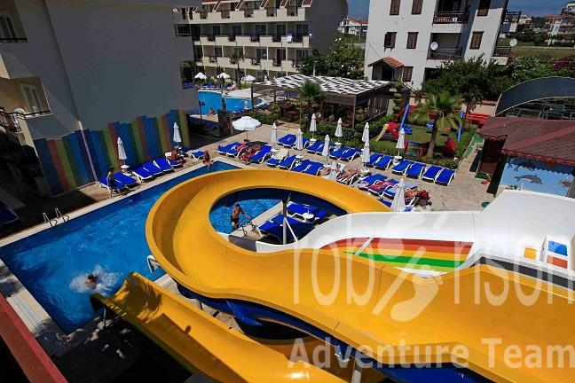 Sun City Apartments & Hotel 4*